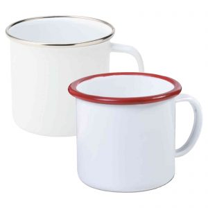 Category Pic - Mugs - Enamel
